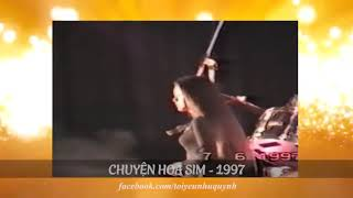 NHƯ QUỲNH (1997) hát Live CHUYỆN HOA SIM