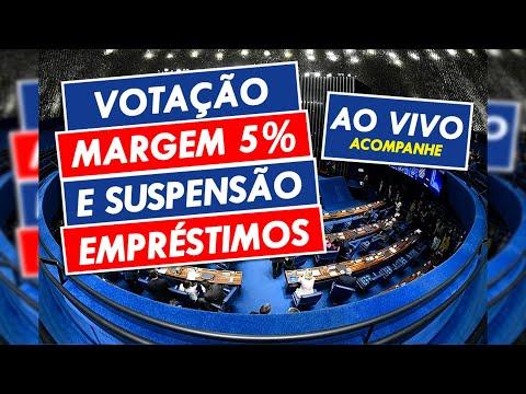 AO VIVO ASSISTA - VOTAÇÃO SUSPENSÃO DE COBRANÇA DOS CONSIGNADOS POR 120 DIAS e MARGEM 5% - 18/06/2020