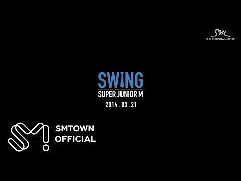 SUPER JUNIOR-M 'SWING' MV Teaser #1