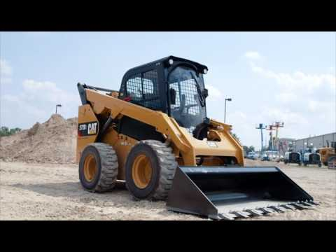 Cat Skid Steer Loader Safety Features - Foley Equipment Tech Tips
