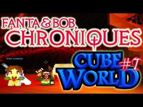 fanta et bob, les chroniques de cube world - ep.7