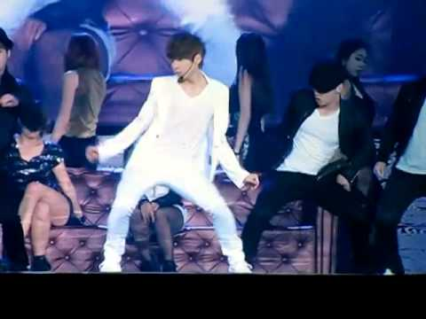 super junior (Ryeowook) - moves like jagger