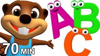 Baby Talk   ABC Songs for Children, Learn Alphabet for Kids, Sing Letters & Phonics, ESL Teacher