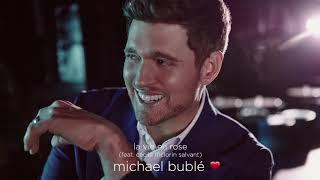 Michael Bublé - La vie en rose (feat. Cécile McLorin Salvant) [Official Audio]