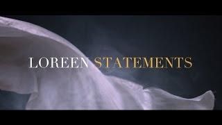 Loreen - Statements (Official Lyric Video)
