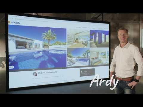 MICAZU Mijn huis jouw vakantie | Verhuurder Ardy