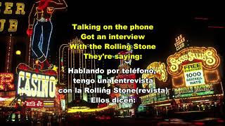 Good charlotte - I Just Wanna Live lyrics/Letra Sub español-ingles