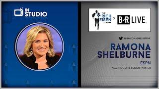 ESPN's Ramona Shelburne Talks Donald Sterling, Lakers & More w/Rich Eisen | Full Interview | 8/22/19