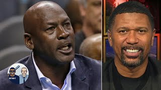 Jalen Rose disagrees with Michael Jordan: Steph Curry is definitely a Hall of Famer | Jalen & Jacoby