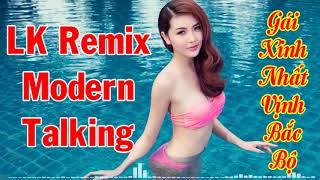 Nonstop Modern Talking Remix ng C p Nh c S ng M nh H Karaoke  720