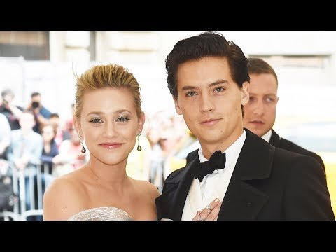 Cole Sprouse & Lili Reinhart Get Into FLIRTY Argument on Twitter