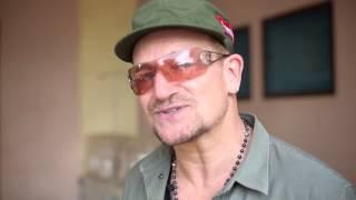 Mensagem de Bono do U2 aos Rotarianos