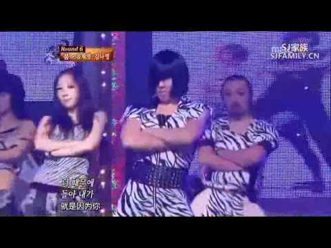 【中字】091004 Star Dance Battle 特輯 3/5