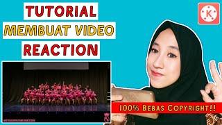 Cara Membuat Video Reaction Di Android (Bebas Copyright)!! | Tutorial KineMaster