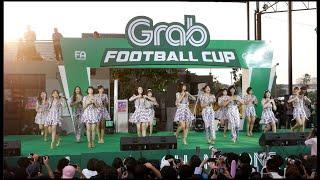 Kimi no Koto ga Suki Dakara ก็เพราะว่าชอบเธอ/BNK48@GRAB Football Cup