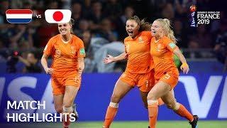 Netherlands v Japan - FIFA Women's World Cup France 2019™