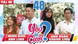 YÊU LÀ CƯỚI? | YLC #48 UNCUT | 8 năm 1 tình yêu – Yêu nhau đến giấc mơ cũng giống nhau | 150918 😍