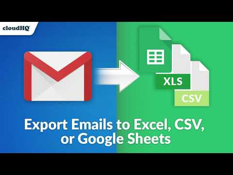 Copy emails from Gmail to Sheets