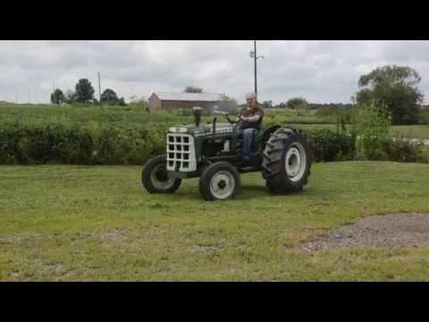 Oliver 550 Diesel Utility