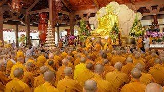 Điểm tin Giác Ngộ số 17: Khánh tuế Thiền sư Thích Thanh Từ 96 tuổi