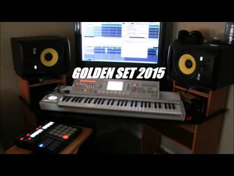 KORG M3 GOLDEN SET 2015 NEW!