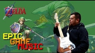 The Adventure of Link – Palace Theme (Rock Version)