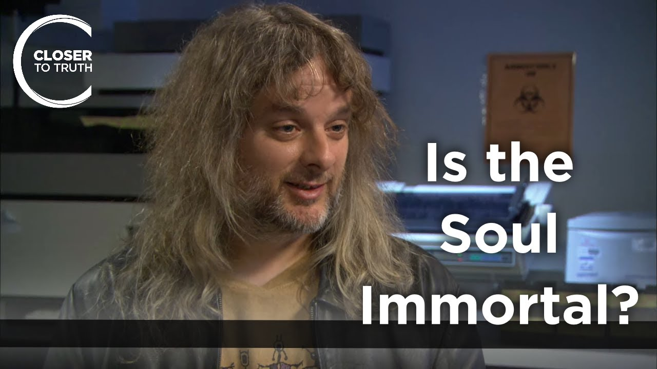 David Chalmers - Is the 'Soul' Immortal?