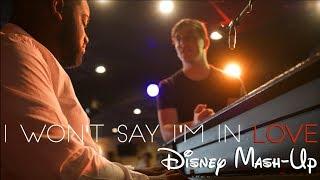 I Won't Say I'm in Love - Disney Mash-Up   Thomas Sanders