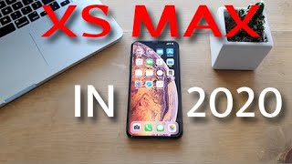 Iphone XS Max - Buy this in 2020 (TOP 10 REASONS WHY!)