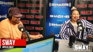 Raven-Symone Talks New Show and Why She Wouldn't Let Her Kids In The Industry