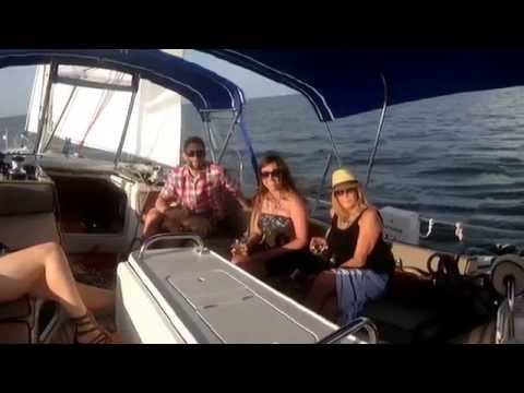 Sunset Charter with Simon Family