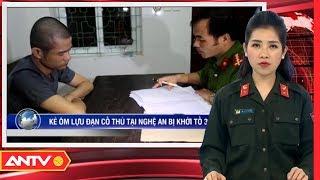 Tin nhanh 9h hôm nay   Tin tức Việt Nam 24h   Tin an ninh mới nhất ngày 11/10/2018   ANTV