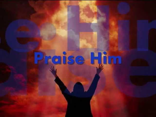 Praise Him by Curtis Mabry