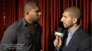 Alistair Overeem Thinks Junior dos Santos Is Scared of Him