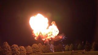 """Gasonline Fireball's - 4"""", 6"""" and 12"""" w/ setup and demo"""