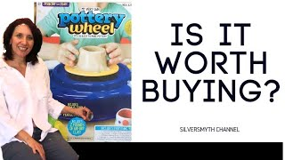 My Very Own Pottery Wheel Toy Product Unboxing and Review