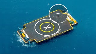 How SpaceX Fixed Its Drone Ship Camera