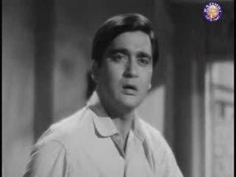 Aaj Kal Mein Dhal Gaya - Sunil Dutt - Beti Bete - YouTube