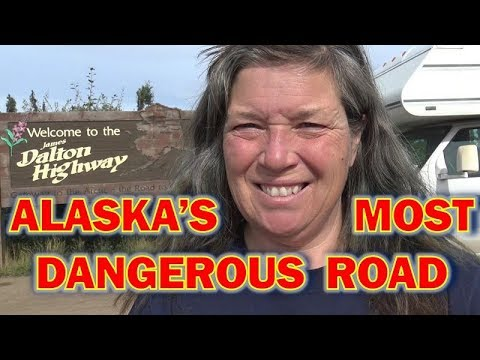 Real Time Update + Alaska: How Bad is the Dalton Highway (AKA, The Haul Road)???