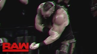 A look back at Roman Reigns' intense assault on Braun Strowman: Raw, May 15, 2017