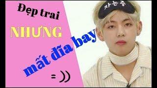 [ BTS FUNNY #1] Vì sao đưa anh đến phía sau một chàng trai (Parody)