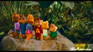 Brittany And The Chipettes- Bad Romance