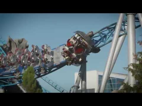 Mack Launched Spinning Coaster Tests