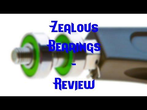 Video ZEALOUS Roulements [x8]