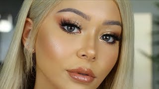 My Everyday Glam Makeup & *haunting update*