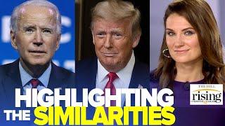Krystal Ball: In Leaked Audio, Biden SHOCKINGLY Similar To Trump