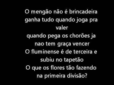 Baixar Flamengo - Amor de chocolate (Naldo)