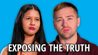 Paul and Karine Staehle The Truth about his Dark Past | 90 day fiancé