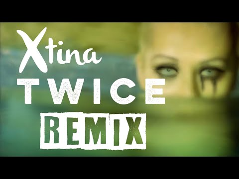 Christina Aguilera - TWICE ( With a Beat )