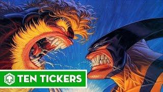 Top 10 kẻ thù của Wolverine   Ten Tickers No. 113